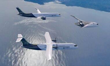 Airbus e Air New Zealand se unem para estudar aviões movidos a hidrogênio