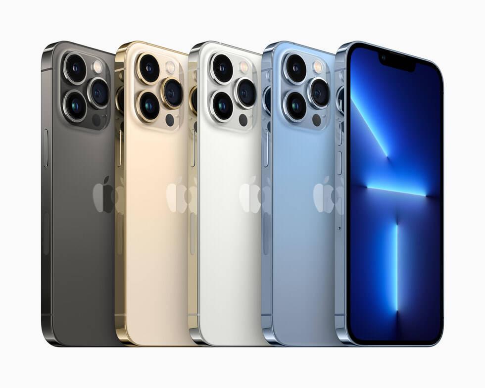 Apple lança iPhone 13 em quatro variações