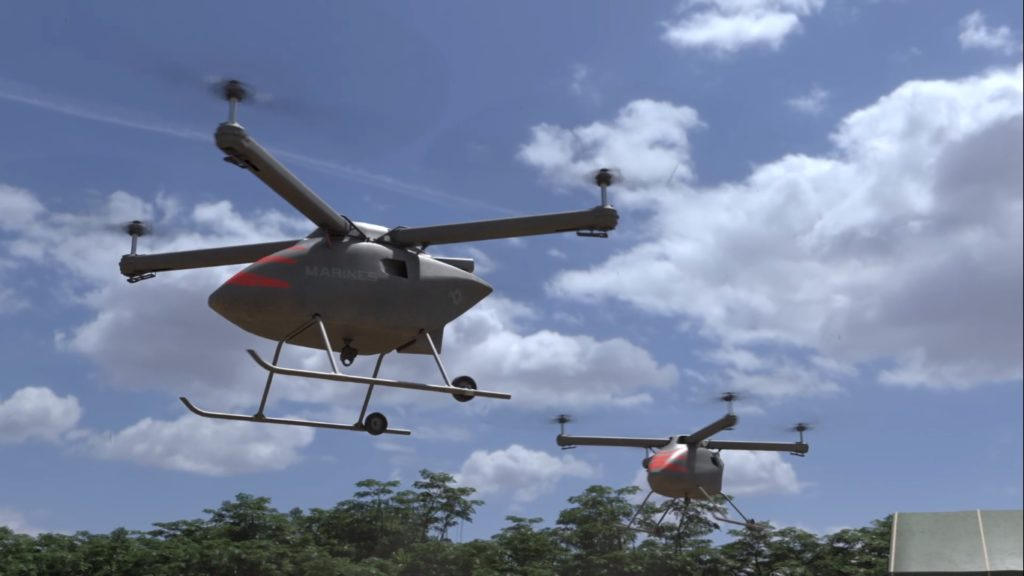 Kargo UAV: Kaman apresenta helicóptero autônomo para cargas