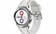 Samsung Galaxy Watch4 Classic ganha edição limitada do estilista Thom Browne