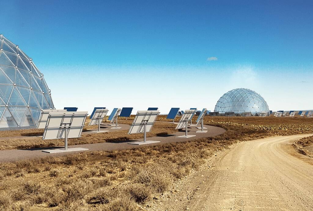 Arábia Saudita vai erguer usina solar para dessalinizar água do mar