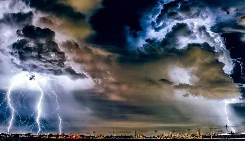 'Luz do apocalipse' aparece durante o terremoto do México; veja o vídeo. Foto ilustrativa: Pixabay