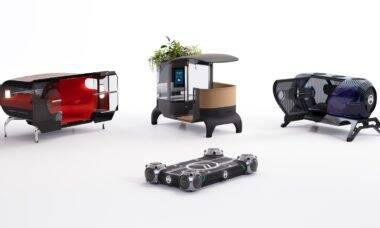 Citroën cria plataforma skate visando mobilidade do futuro