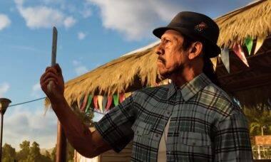 Far Cry 6 terá presença do ator Danny Trejo