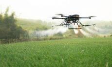 Ministério da Agricultura regulamenta o uso de drones em atividades agropecuárias