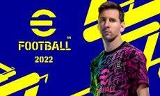 eFootball 2022 ganha data de lançamento