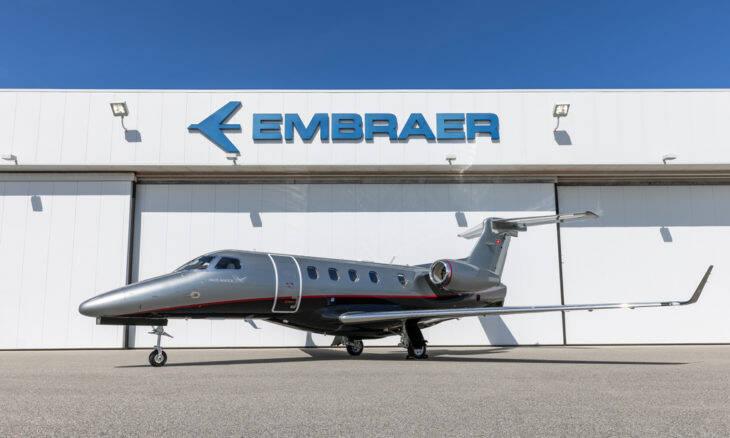 Embraer entrega o seu 1.500º jato executivo