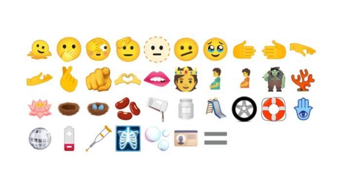 Conheça os novos emojis que chegarão em breve aos celulares