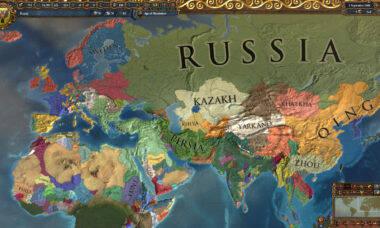 Europa Universalis IV é o jogo grátis da Epic Games Store na semana