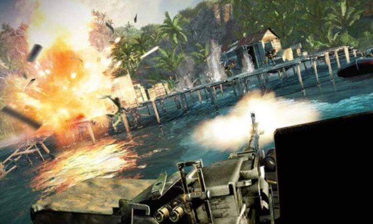 Far Cry 3 está de graça para PC na Ubisoft Connect