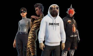 Fortnite fecha parceria com a grife Balenciaga