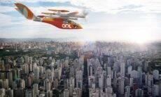 Gol terá serviço aéreo com 'carros voadores' no Brasil
