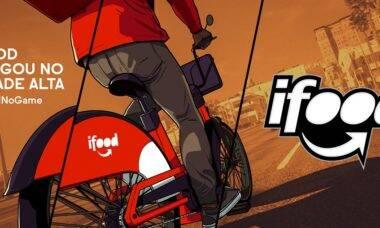 GTA V agora permite fazer entregas via iFood