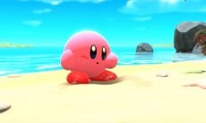 Kirby and the Forgotten Land chega em 2022 para Switch