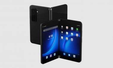 Microsoft revela o Surface Duo 2, novo celular de 2 telas da empresa