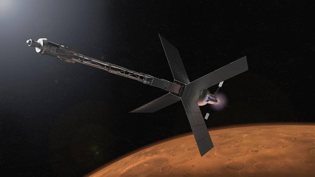 Estados Unidos busca tecnologia de propulsão nuclear para naves