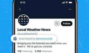Twitter inicia teste com recurso que identifica contas de bots