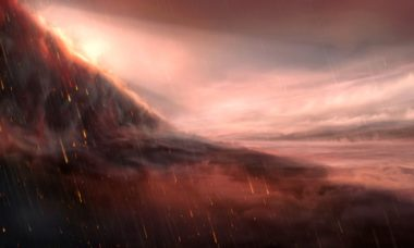 Exoplaneta com chuva de ferro pode ser mais estranho do que se pensava