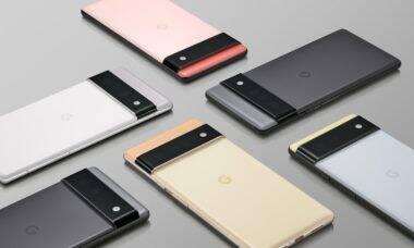 Google Pixel 6 e 6 Pro estreiam com Android 12 e processador próprio