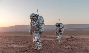 Pesquisadores iniciam simulação de Marte em deserto de Israel
