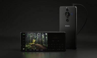 Sony Xperia Pro-I é smartphone com câmera premium e configuração de topo