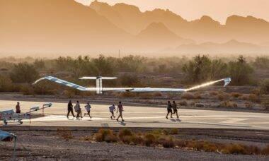 Avião solar da Airbus, Zephyr completa nova etapa dos testes de voo
