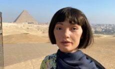 Robô humanoide é detido no Egito por suspeita de espionagem