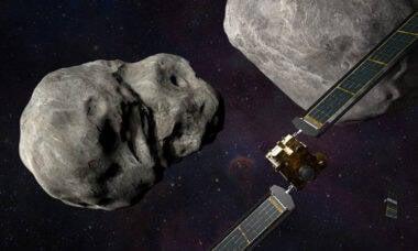 Nasa vai jogar nave contra asteroide de propósito; entenda