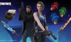Resident Evil: Chris Redfield e Jill Valentine chegam ao Fortnite