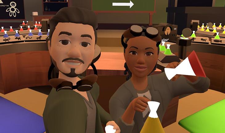 Plataforma de VR Facebook Horizon vira Horizon Worlds
